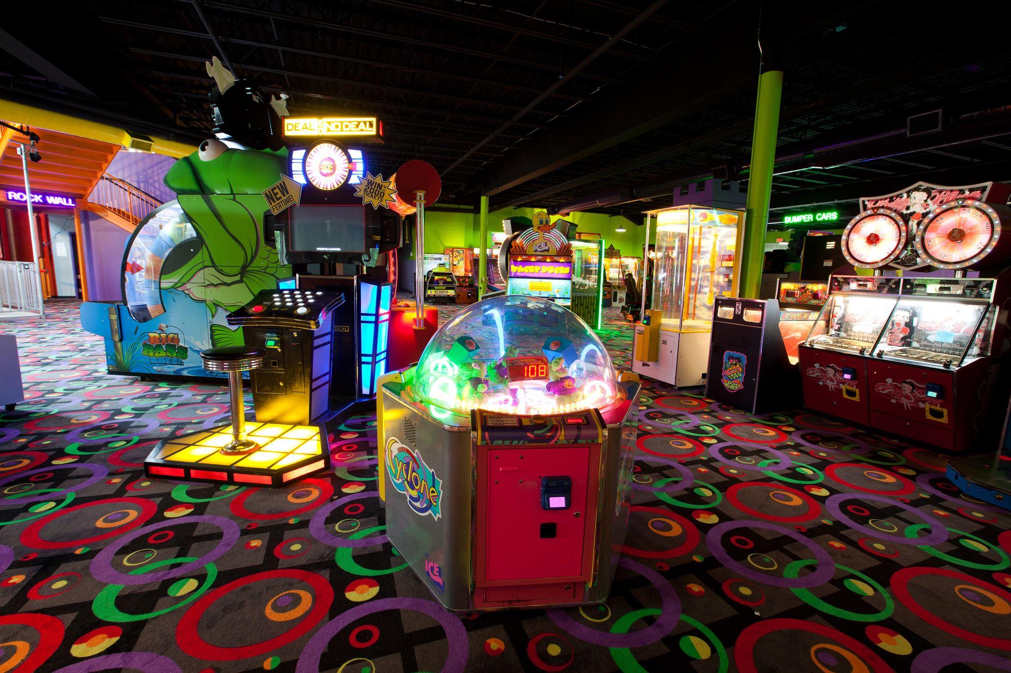 castle-fun-center-arcade