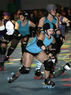 roller-derby-game-castle-fun-center-chester-ny