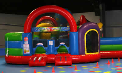 ACTIVITY BOUNCE BIRTHDAY PARTY