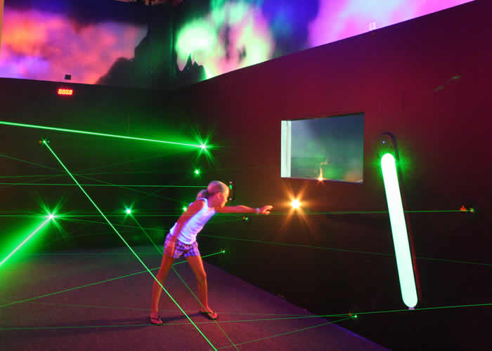 Laser Maze The Castle Chester NY