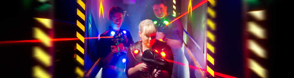 Laser Tag Birthday Parties The Castle Fun Center