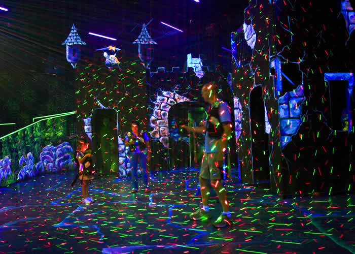 Laser Tag Party The Castle Chester NY