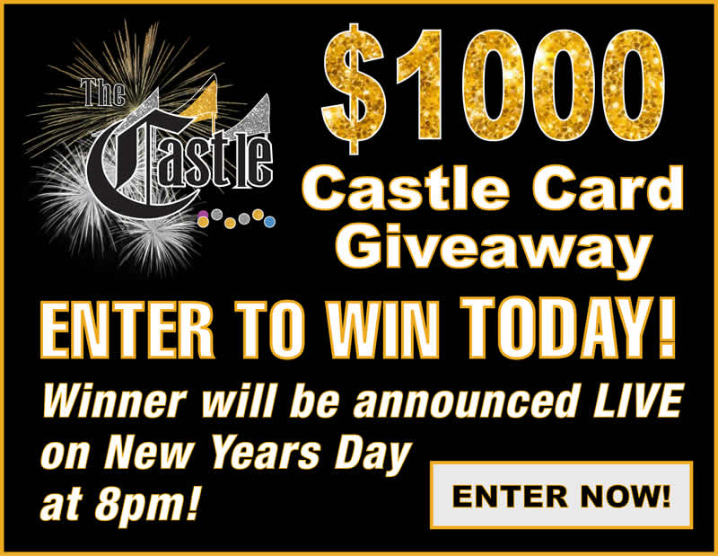 $1000 Castle Card Giveaway