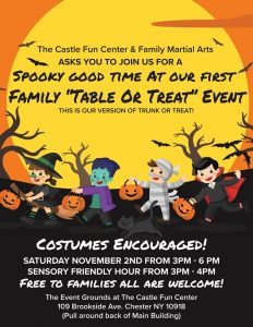 Family Trunk or Treat at The Castle @ The Castle Fun Center Event Grounds | Chester | New York | United States