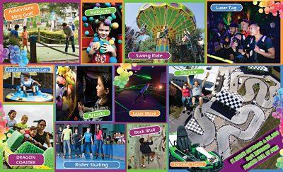 the_castle_fun-center_all_activities