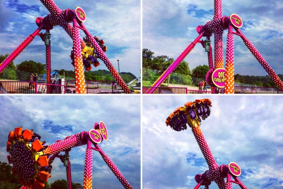 dragon-frenzy-thrill-ride-at-the-castle-fun-center-amusement-park
